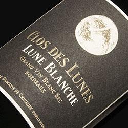"""Clos des Lunes """"Lune Blanche"""" 2012"""