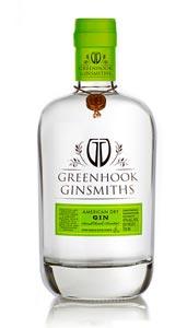 Greenhook Ginsmiths Gin