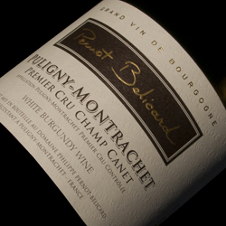 Pernot-Belicard Puligny-Montrachet Champs Canet