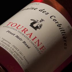 Domaine des Corbillières Rosé 2010