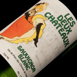 Les Deux Chateaux Sauvignon Blanc 2012