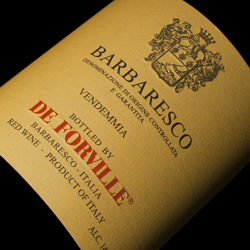 De Forville Barbaresco