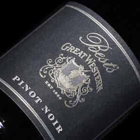 Best's Great Western Pinot Noir 2012