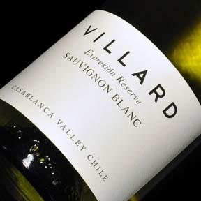 Villard Sauvignon Blanc Expression Reserve 2015