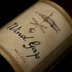 Wind Gap Pinot Gris Windsor Oaks Vineyard 2009