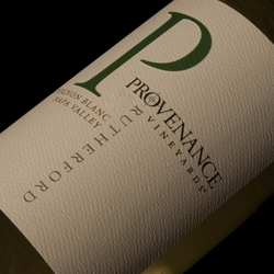 Provenance Vineyards Sauvignon Blanc 2012
