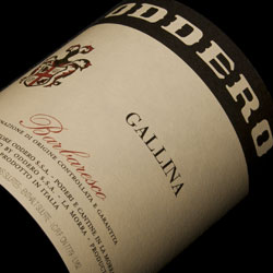 Cantine Oddero Barbaresco Gallina 2008