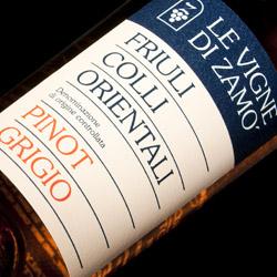 Pinot Grigio Colli Orientali 2012