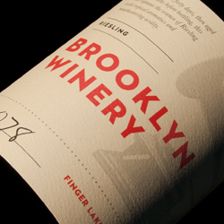 Brooklyn Winery Riesling 2011